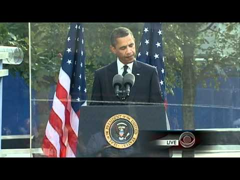 Obama, Bloomberg speak at ground zero on 9/11 tenth anniversary