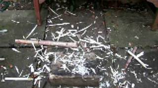 Split Shaft Arrow Making Part 3