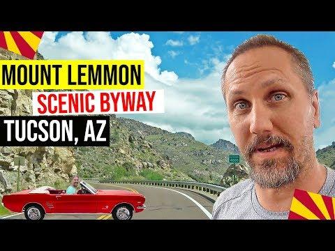 Mt. Lemmon, Tucson, Arizona (Scenic Byway) | Moving / Living In Tucson, AZ