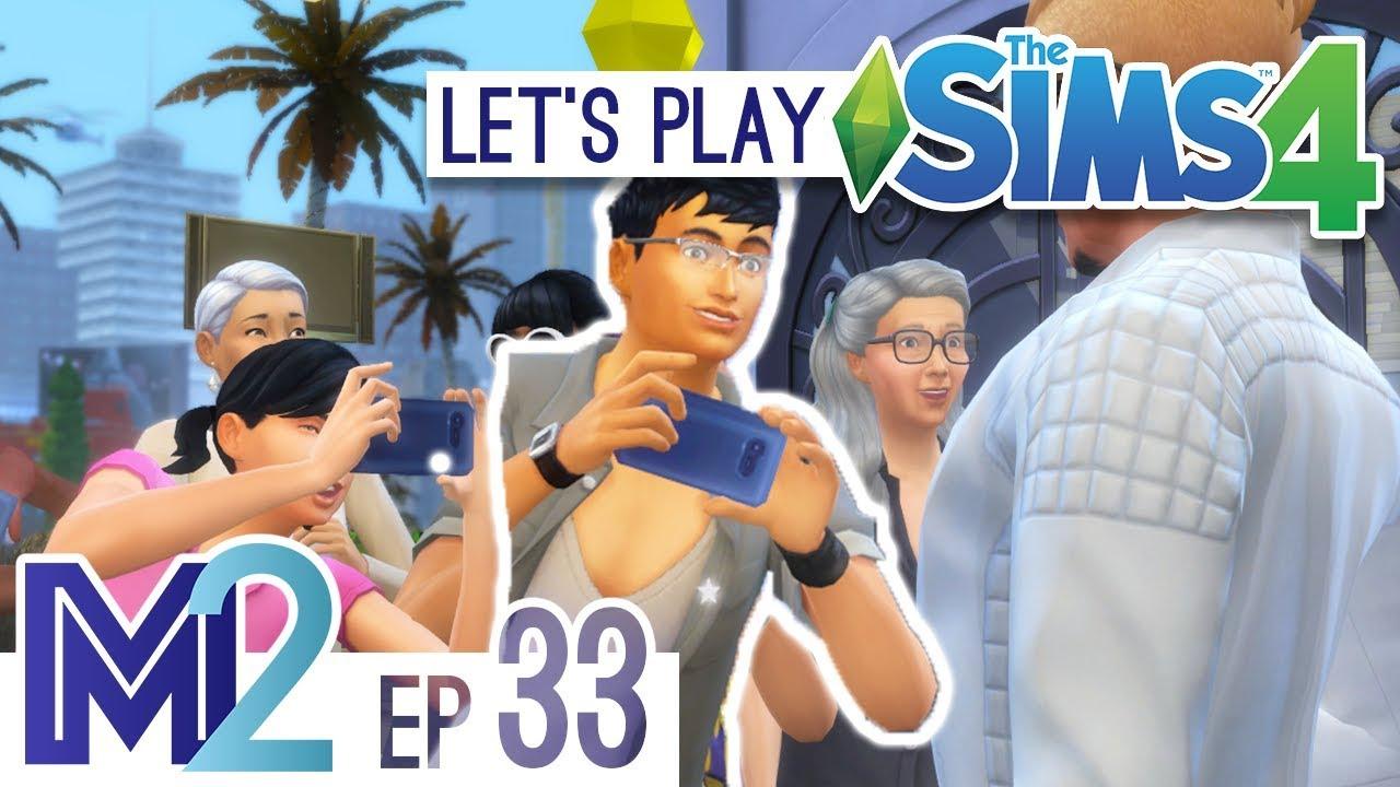 Sims 4 - Celebrity Chef? (Eden-Cho Season 3 Ep 33)