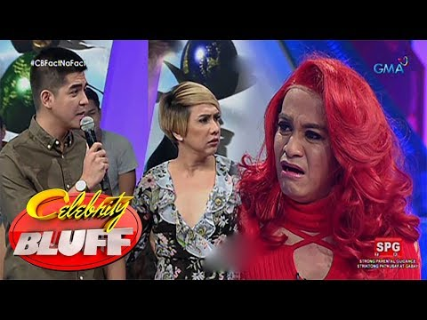 Celebrity Bluff: The legal wife and the mistress