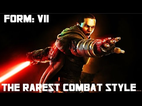 What were the 7 Lightsaber Combat Forms Jedi/Sith Used? - Star Wars Unknown #5