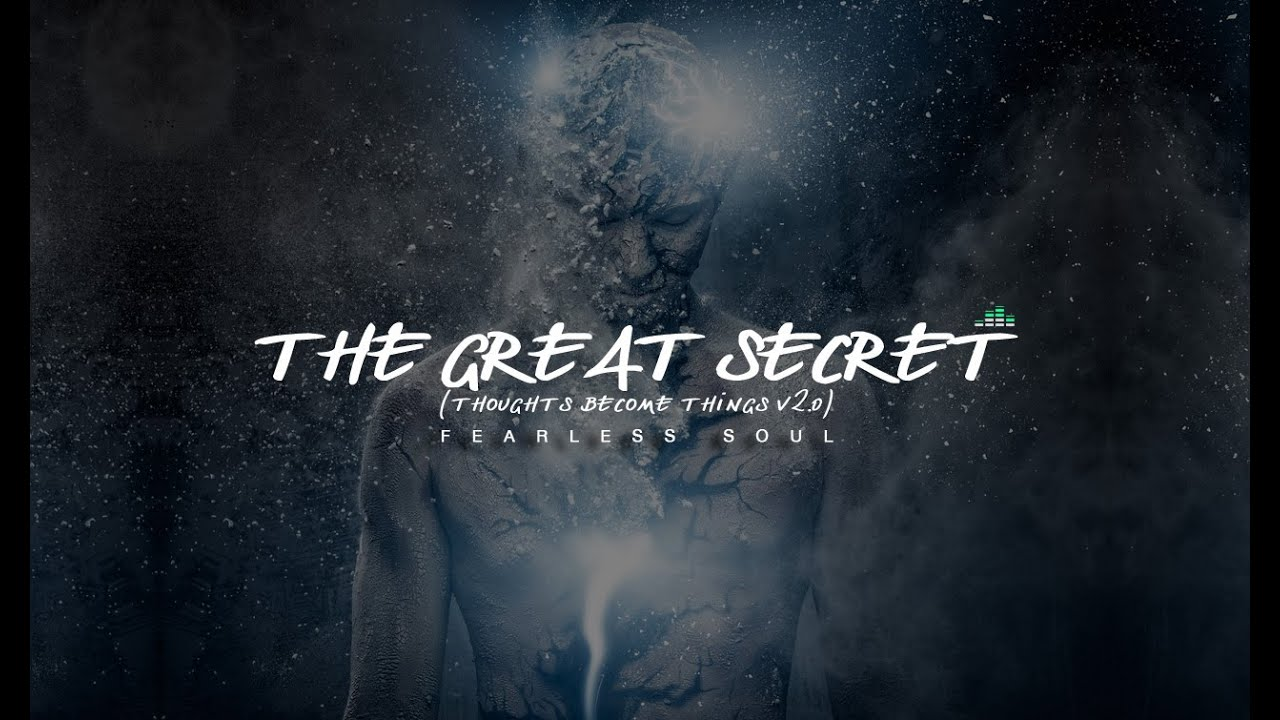 The Great Secret (Law Of Attraction) Inspirational Speech