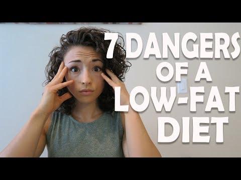 DANGERS OF A LOW FAT-DIET