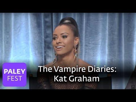 The Vampire Diaries - Kat Graham On Her Character's Love Life