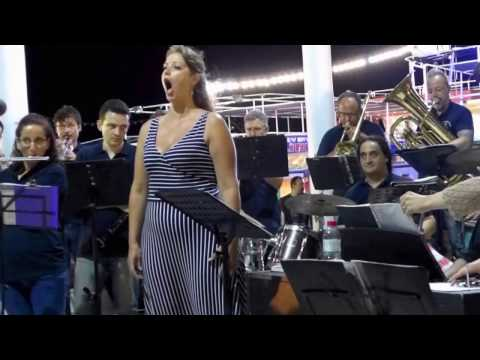Rhodes Philarmonic Orchestra and two operatic sopranos