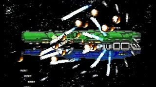 Robotech Macross Shooting Game デザエモンでマクロスSTG作った Stage 1,2,3