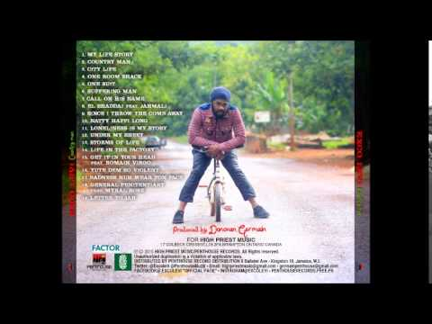 Exco Levi - Track 8 - El Shaddai ft. Jah Mali [Country Man Album]