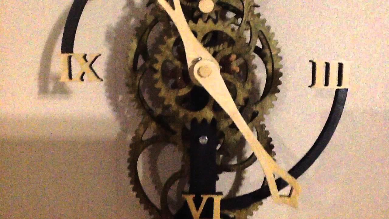 Часы из дерева своими руками чертежи фото 205