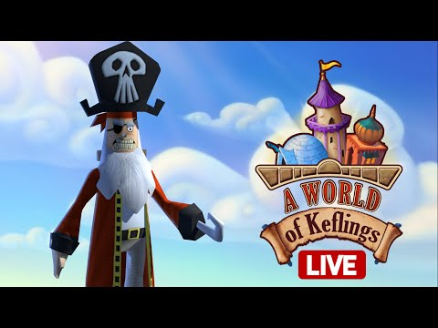 A World of Keflings - Let's Play LIVE!
