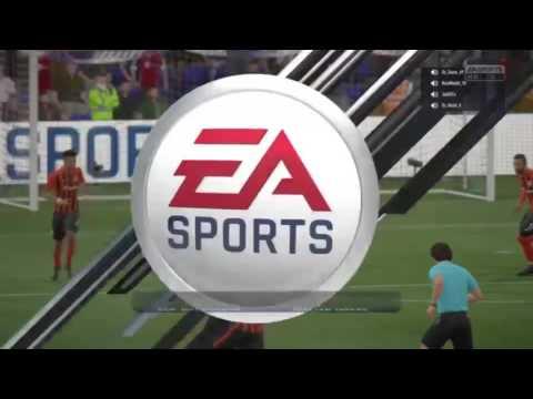 Finale Ligue des Champions - Fifa 17 - Club Pro - PS4