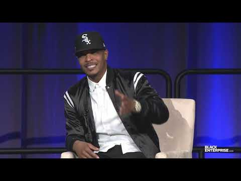 """Fireside Chat: The Grand Hustle with Tip """"T.I."""" Harris"""