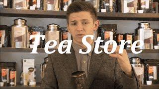 ASMR Tea Store Roleplay - Week of Roleplays