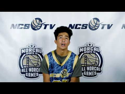 NorCal Asian American All Star: Media Day with Nikko Echalas