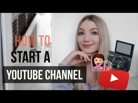 Advice On Starting A YouTube Channel From A Small YouTuber
