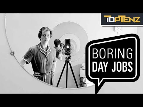 10 Artists Who Held Boring Day Jobs For Most of Their Lives Mp3