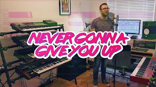 Rick Astley - Never Gonna Give You Up [cover]
