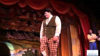 Hoop-Dee-Doo Musical Review at Fort Wilderness