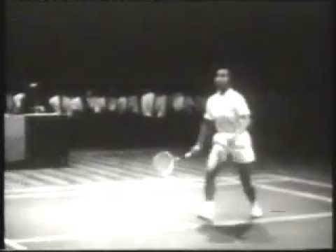 1965 Sea Games Badminton-Featuring Rosalind Singha Ang and Teoh Siew Yong of Malaysia