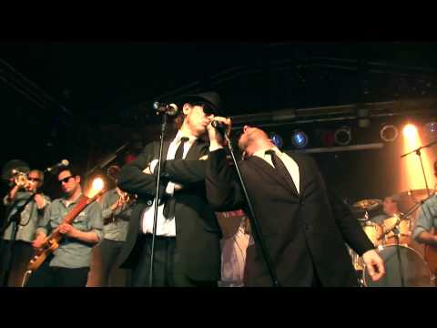"""""""Blues Brothers Tribute Show"""" - SOULMAN - Blue Onions -"""