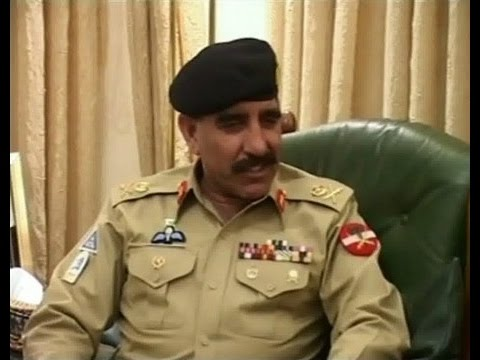 Watch how bravely ISI chief reacted when he heard about Ajit kumar Doval.