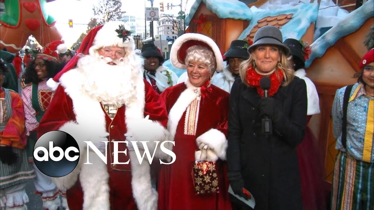Catch The Best Moments From The Philly Thanksgiving Parade Live On Gma