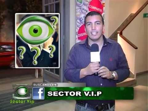 SECTOR VIP 2013 - NOTA EXCLUSIVA PETINATO EN SALTA, FINAL DE