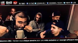 Freestyle Rap francais - SAD MUSIC Vol.3 - HANNIBAL ( Ming8 Halls Starf )