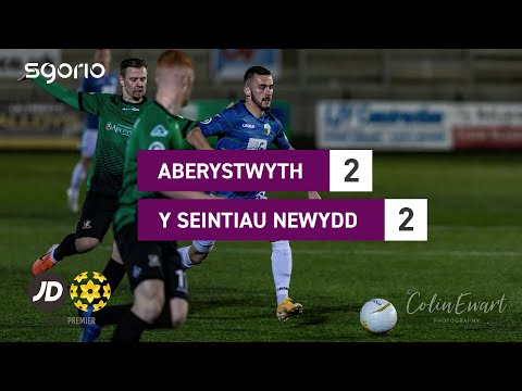 Aberystwyth TNS Goals And Highlights