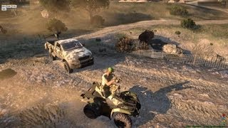 Arma 3 The Cool Way to Ride a Quad Bike!