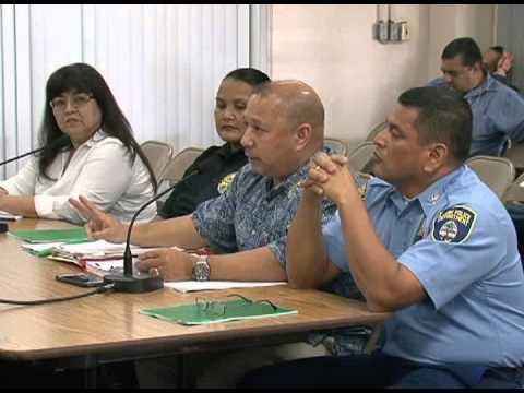 GPD focus of oversight hearing