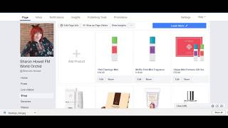 How to add products to your Facebook Shop using your FM replica shop