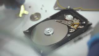 HDD disk replacement