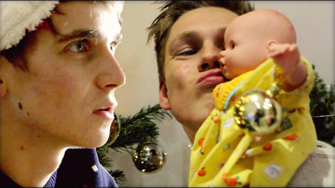 BAD CHRISTMAS MOVIE BY CASPAR LEE - YouTube