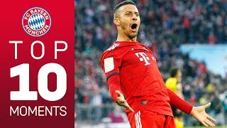Volleys, Skills and Goals: The BEST of Thiago at FC Bayern