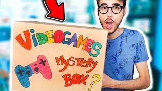 LA MYSTERY BOX DEI VIDEOGIOCHI (200€)