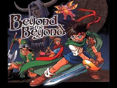 Beyond the Beyond - Cave of Spirits