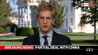 Briefing Room:Troops deploying to Saudi Arabia, Trump/China meeting, House subpoena upheld