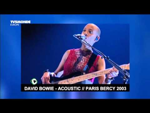 David Bowie   A Reality Tour Paris, Bercy 2003