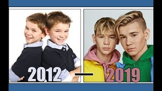 MARCUS & MARTINUS 2012 - 2019 evolution (LIVE)