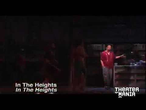 In The Heights Comes To Broadway: Interviews