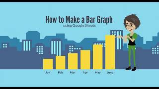 How to make a Digital Bar Graph in Google Sheets