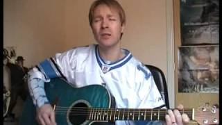 black tangled heart a silverchair acoustic cover