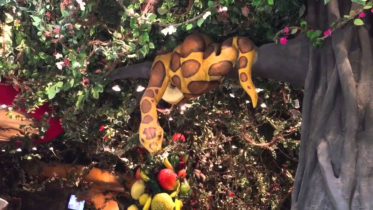 Rainforest Cafe Tennessee