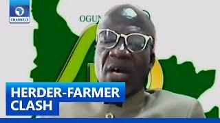Ogun Comm. For Info. Analyses Ways To End Herder/Farmer Clash In Ogun