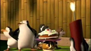 Happy Birthday, Penguins of Madagascar Style!
