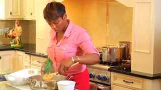 Chef Danielle Saunders Creates An Easy Risotto Jambalaya Recipe For Back To School