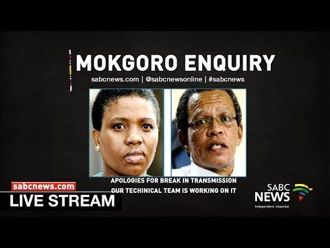 Justice Mokgoro Enquiry, 01 February 2019 Part 2