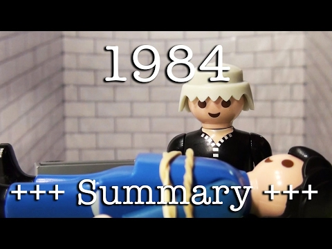 1984 to go (Orwell in 12 minutes)