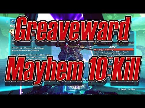 Killing Graveward On Mayhem 10!